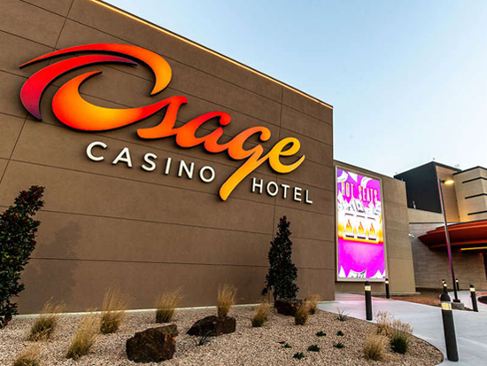 Osage Casino Selects TMA for Their Facilities Operations