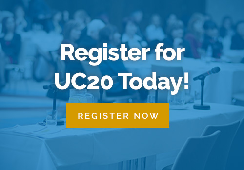 Register for UC20 Today!